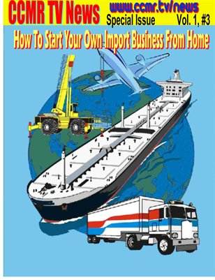 How To Start Your own Import Business At Home!
