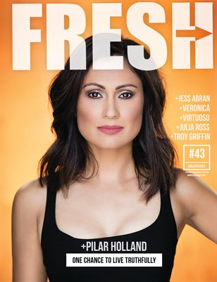 Pilar Holland FRESH edition 2017