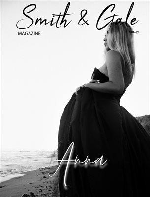 Smith & Gale Magazine Volume 48 Featuring Anna