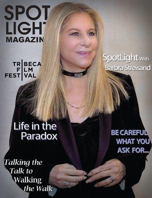 SpotLight/Barbra Streisand