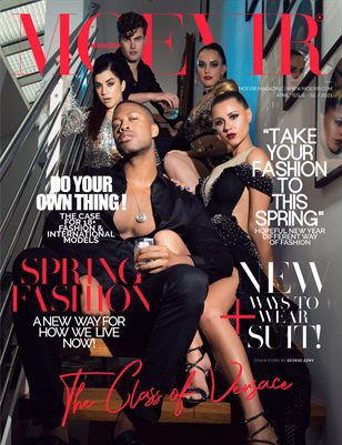 II Moevir Magazine April Issue 2021