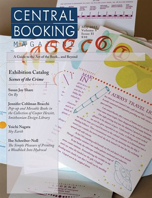 CENTRAL BOOKING Magazine May 2015