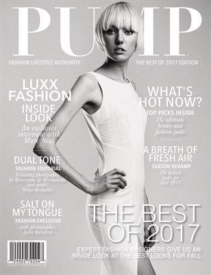 PUMP Magazine - The Best of 2017 - Vol. 2
