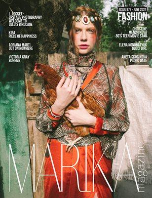 MARIKA MAGAZINE FASHION (ISSUE 977 - JUNE)