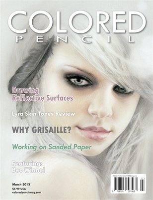 Collection COLORED PENCIL Magazine | MagCloud