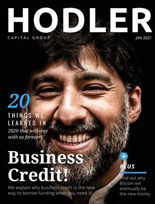 January 2021 - Hodler Capital Group Magazine
