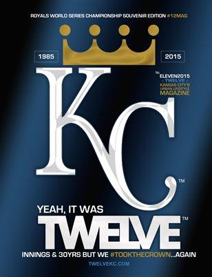 TWELVE KC Nov 2015