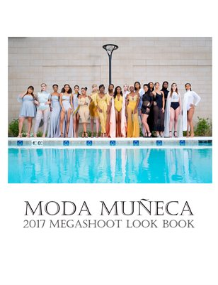 ModaMuneca LookBook 2017