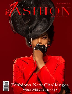 i-Fashion Magazine - November 2020