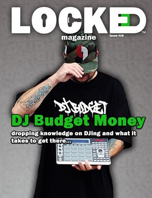 LOCKED Magazine - Issue #16