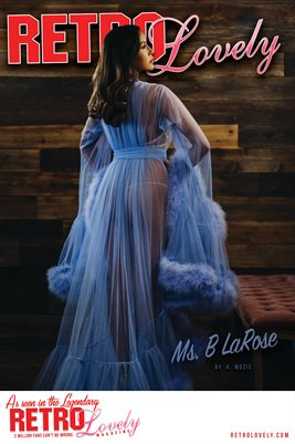 Ms. B LaRose Cover Poster