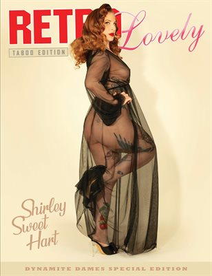 Taboo Edition – Dynamite Dames Special Edition – Shirley Sweet Hart Cover