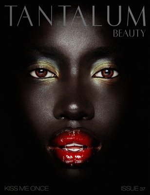 "Tantalum Magazine Issue 37 ""Beauty Edition"" // September 2014"