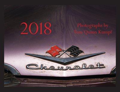 2018 Calendar Tom Quinn Kumpf