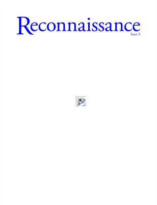 Reconnaissance Issue 3