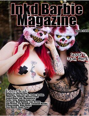 Inkd Barbie Magazine Issue #122 - Sassy & Tash White