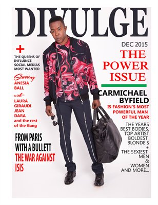 Divulge Magazine Vol 12. 2015 The Power issue