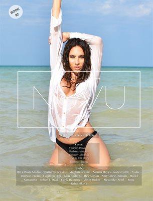 Nuvu Magazine Nude Book 82 Featuring Barbara Almeida
