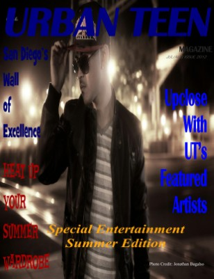 Urban Teen Magazine Special Summer Entertainment Edition
