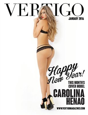 Vertigo Magazine - January 2016