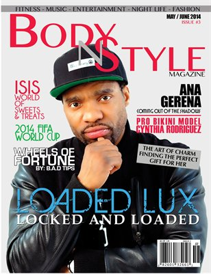 BodyNStyle Mag Issue 3