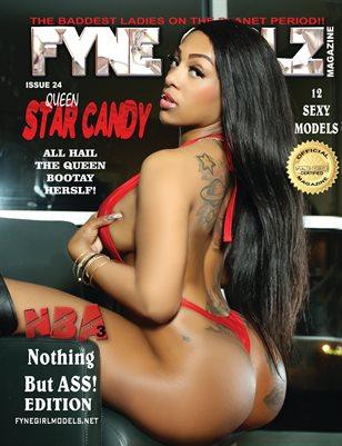 Fyne Girls NBA #3 issue #24