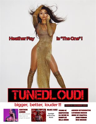 TunedLoud Magazine December 2019
