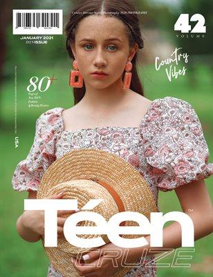 JANUARY 2021 Issue (Vol: 42) | TÉENCRUZE Magazine