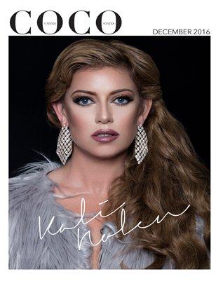 COCO Magazine Kali Nolen Supermodel Signature Edition