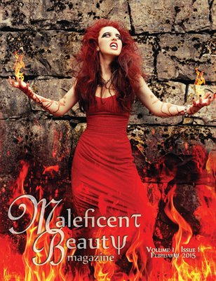 Maleficent Beauty Magazine | V.1 - I. 1 | Feb. '15