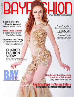 BAYFashion Magazine Apr 2011 - Onset of Spring Issue