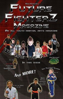 Future FighterZ Magazine Issue #1