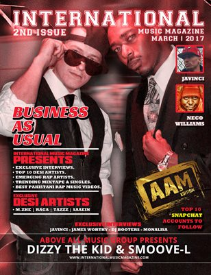 International Music Magazine - 2nd Issue - Business As Usual