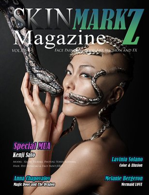 February Issue of SkinMarkZ Magazine - Vol. 17