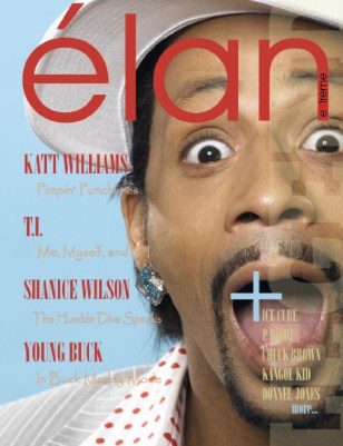 Elan Extreme Magazine #4: Rhythms and Legends