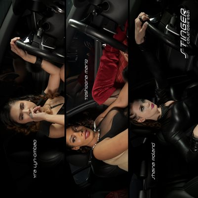 Kia Stinger Ladies Calendar 2021