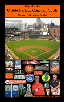 Oriole Park at Camden Yards E-Guide