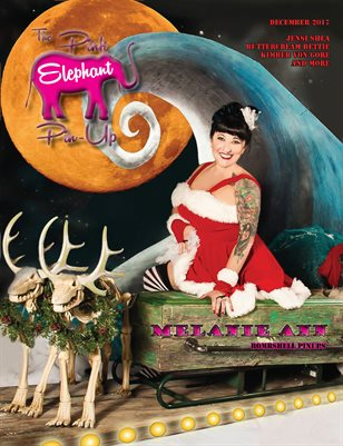 The Pink Elephant Pinup Holiday Issue