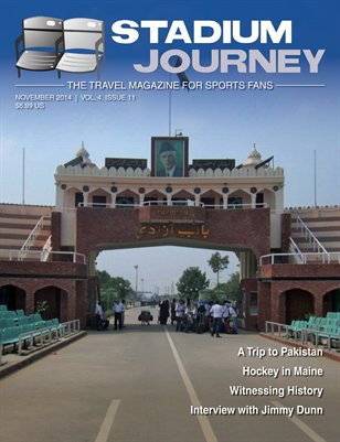Stadium Journey Magazine Vol 4 Issue 11