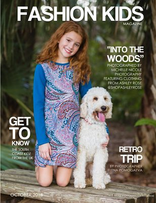 Fashion Kids Magazine | OCTOBER 2018