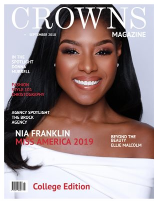 Crowns Magazine September 2018