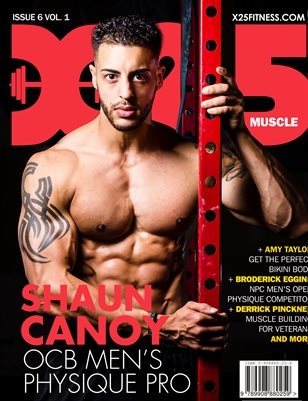 X25 Fitness Issue 6 Shaun Canoy