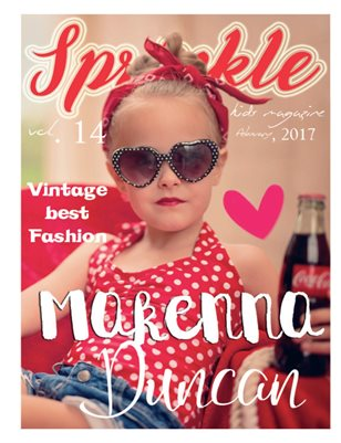 Sprinkle Kids Magazine Vol. 14