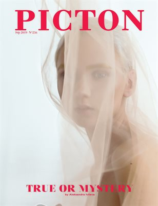 Picton Magazine SEPTEMBER  2019 N256 Cover 2