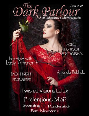 Dark Parlour - Issue #19 - Pink & Red Romance Issue