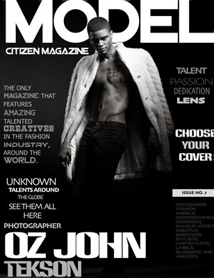 Model Citizen Magazine Issue 7