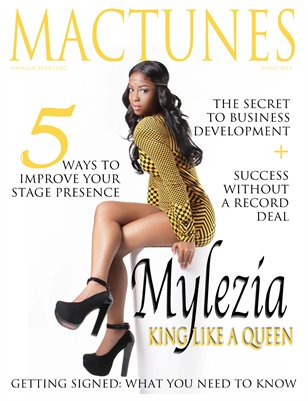 MACTUNES MAGAZINE - JUNE 2015