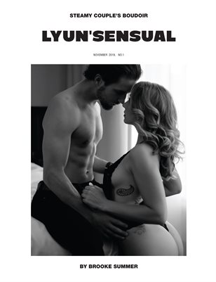 LYUN SENSUAL ISSUE No.1 (VOL No.1) C2