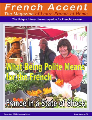 French Accent Magazine - December 15-January 16