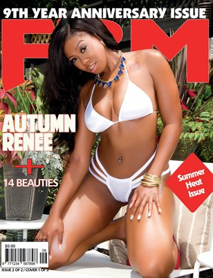 FBM 9th yr Anniversary Issue Autumn Renee Cover